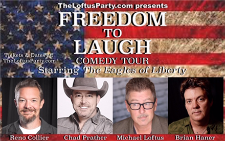 Freedom to Laugh Comedy Tour