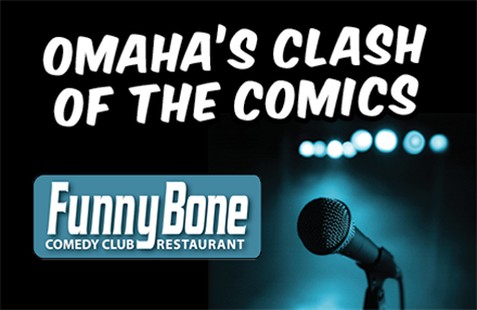 Funny Bone Omaha's Clash of the Comics